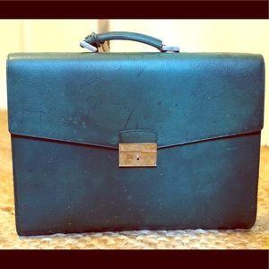 Vintage Prada Briefcase